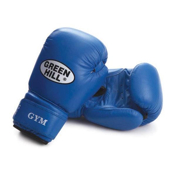Green Hill GYM Boxhandschuhe BGG-2018 blau