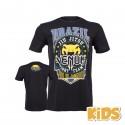 Venum Carioca Junior Shirt Black