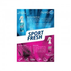 Nuvo Sport Fresh Equipment 150ml
