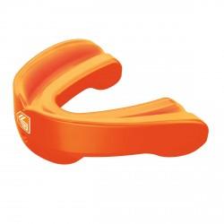 Shock Doctor 6412A Mundschutz GEL nano Zahnschutz Pearl-Orange
