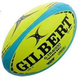 Gilbert Rugby Ball G TR4000 Fluoro Gr. 4