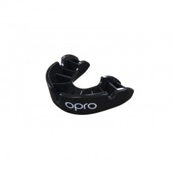 Opro Bronze Zahnschutz schwarz