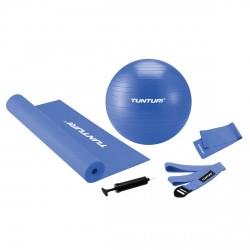 Tunturi Pilates und Fitness Set De Luxe