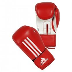 Abverkauf Adidas Energy 100 Boxhandschuhe Rot Weiss