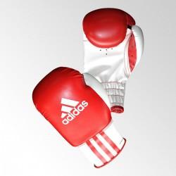 Adidas Rookie 2 Boxhandschuhe Rot Weiss