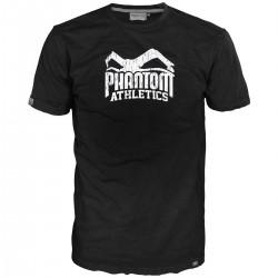 Phantom MMA Sports T-Shirt Black Yellow