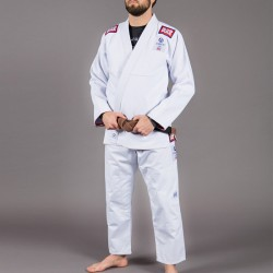 Scramble Athlete 2 Kimono White