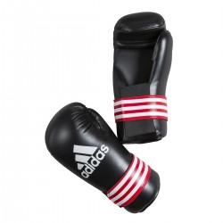 Adidas Semi Contact Handschuhe Schwarz Rot