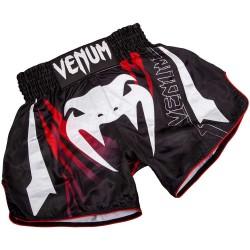 Venum Sharp 3.0 Muay Thai Shorts Black Red