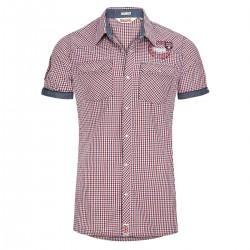 Abverkauf Lonsdale Reigate Herren Slim Fit Shirt SS