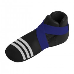Abverkauf Adidas Super Safety Kicks Black Blue