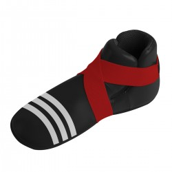 Adidas Super Safety Kicks Black Red