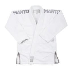 Manto X3 BJJ Gi White V3