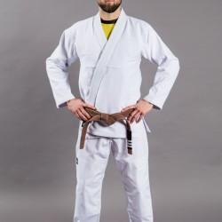 Scramble Standard Issue Semi Custom Kimono White