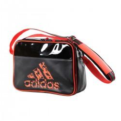 Adidas Leisure Messenger Schwarz Solar Orange S