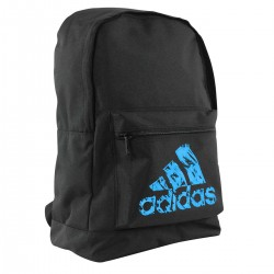 Adidas Basic Back Pack Schwarz Blau
