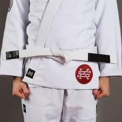 Scramble BJJ Belt V2 White