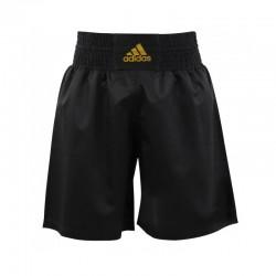 Abverkauf Adidas Multiboxing Short Schwarz Gold