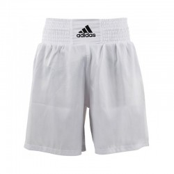 Abverkauf Adidas Multiboxing Short Weiss