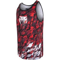 Abverkauf Venum Tecmo Tank Top Red White