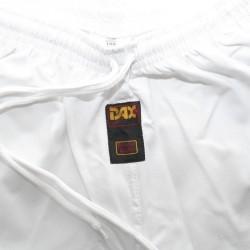 DAX TKD Karatehose Student Weiss
