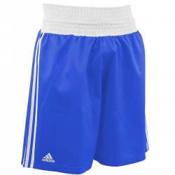 Adidas Boxing Shorts Punch Line Blau Weiss