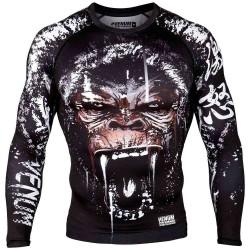 Venum Gorilla Rashguard LS Black