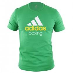 Adidas Community T-Shirt Boxing Grün