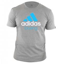 Adidas Community T-Shirt Boxing Grau