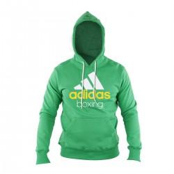 Adidas Community Hoody Boxing Grün