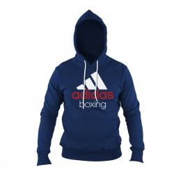 Adidas Community Hoody Boxing Vivid Blau