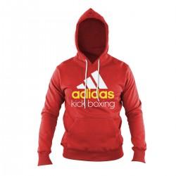 Adidas Community Hoody Kick Boxing Rot