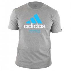 Adidas Community T-Shirt MMA Grau