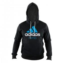 Adidas Community Hoody MMA Schwarz