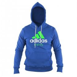 Adidas Community Hoody MMA Blau