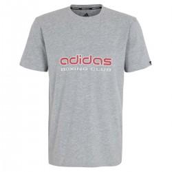 Abverkauf Adidas Boxing Club T-Shirt Grau
