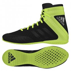 Abverkauf Adidas Speedex 16.1 Boxschuhe Solar Yellow