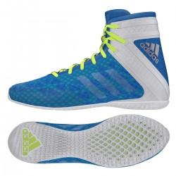 Abverkauf Adidas Speedex 16.1 Boxschuhe Shock Blue