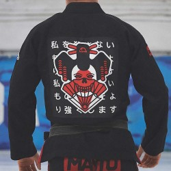Manto Shinobi BJJ Gi Black