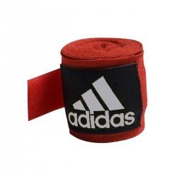 10x Adidas Boxbandage Boxing Crepe 2.5m Rot