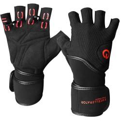 Excellerator Gewichtheber Handschuhe Wrist Support EXCG 3