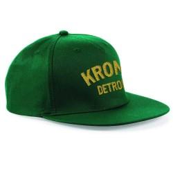 Kronk Detroit Snapback Cap Green