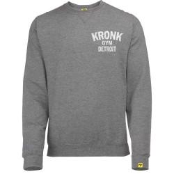 Kronk Gym Detroit Sweatshirt Grey Heather