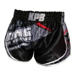 King Pro Boxing Star Vintage Hybrid Fightshort Stone