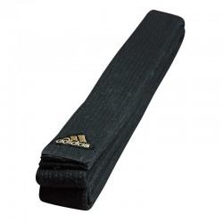 Adidas Gürtel Master Deluxe Schwarz 5cm