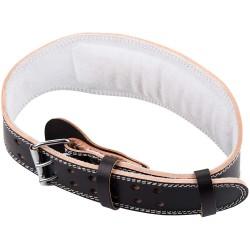 Venum Hyperlift Leather Lifting Belt Black