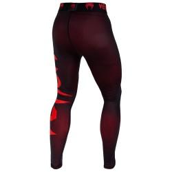 Venum Giant Spats Black Red