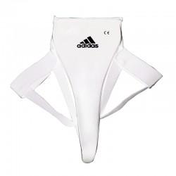 Adidas Tiefschutz Frauen PU Weiss ADITGF01