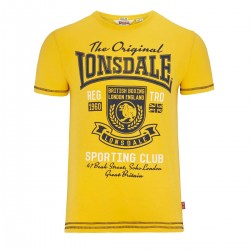Lonsdale Orpington Herren Stretch T-Shirt