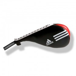 Adidas Double Mitt Taekwondo Schwarz S ADITDT03